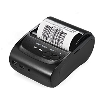 Bluetooth receipt printer KKmoon POS